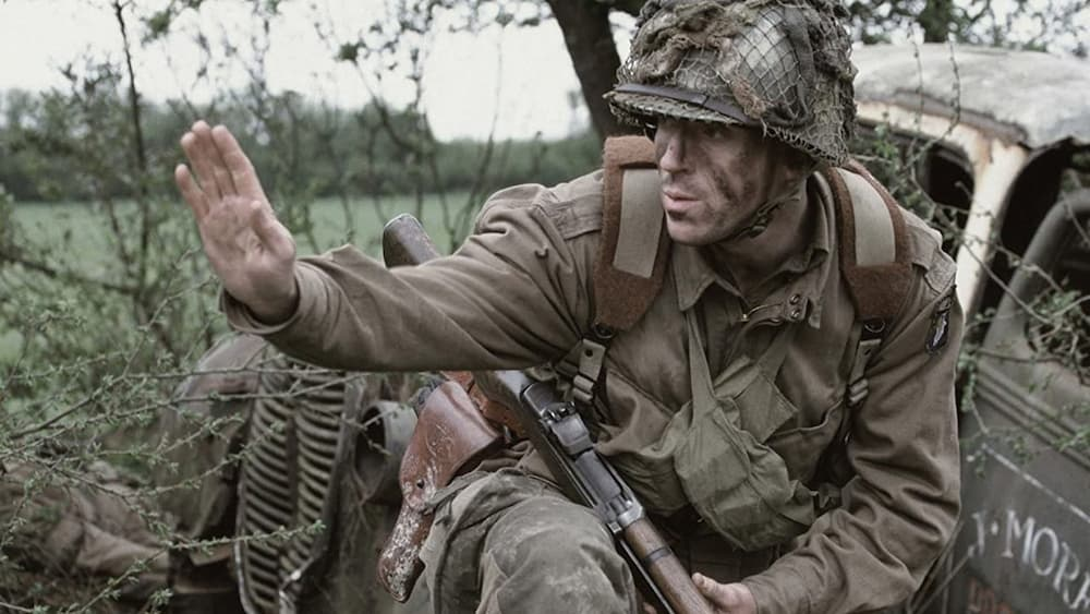 Damian Lewis como Richard Winters – HBO