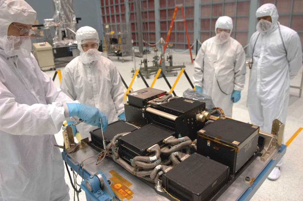Science Instrument and Command and Data Handling (SI C&DH) del Hubble – NASA