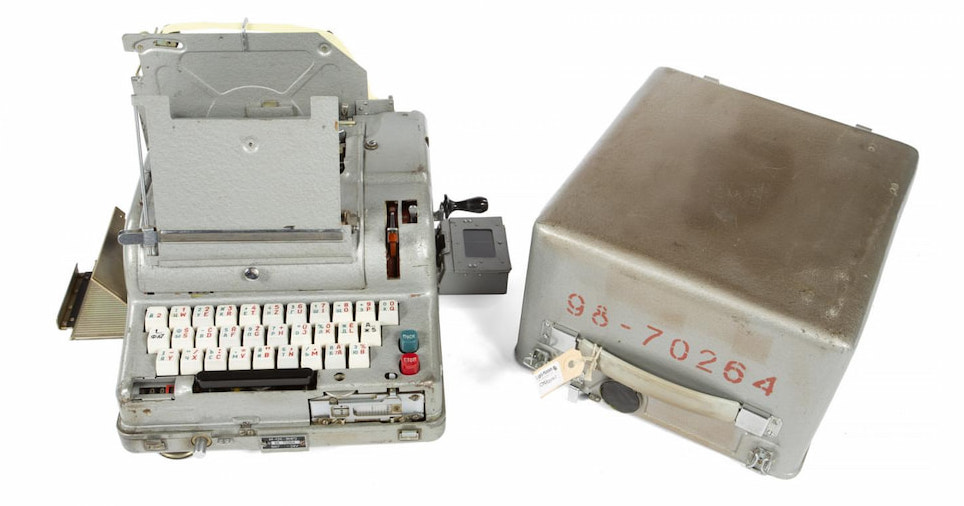 The Cold War Relics Auction Featuring The KGB Espionage Museum Collection