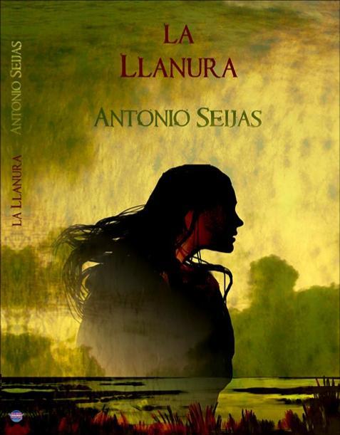 Portada de La llanura por Antonio Seijas