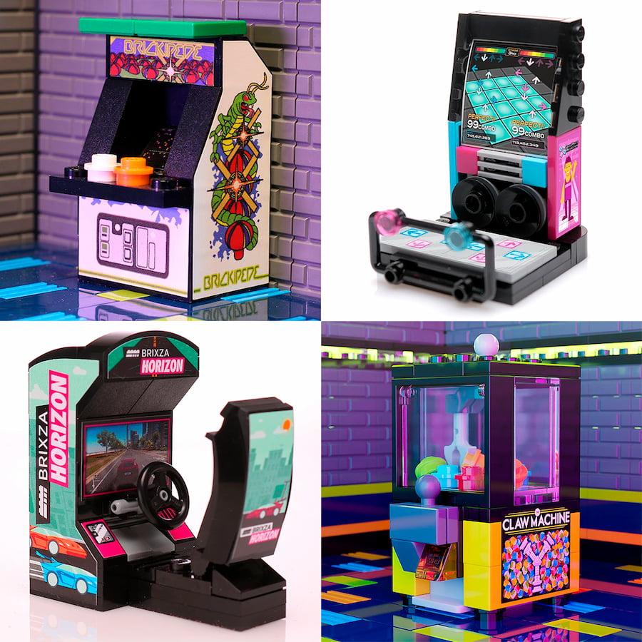 Lego Arcades