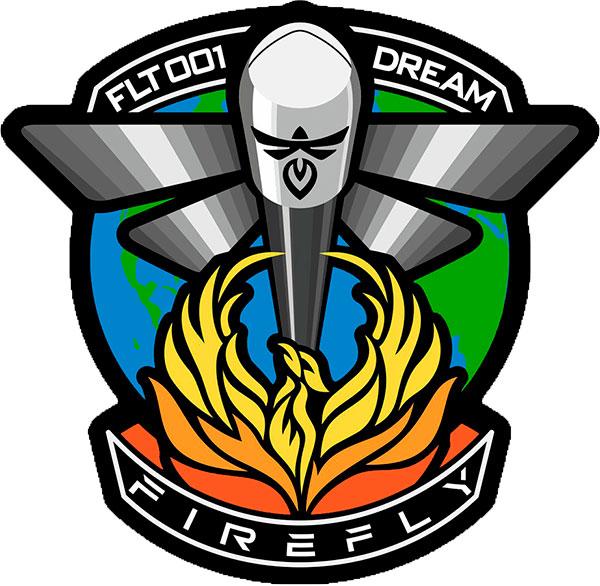 El escudo de la misión