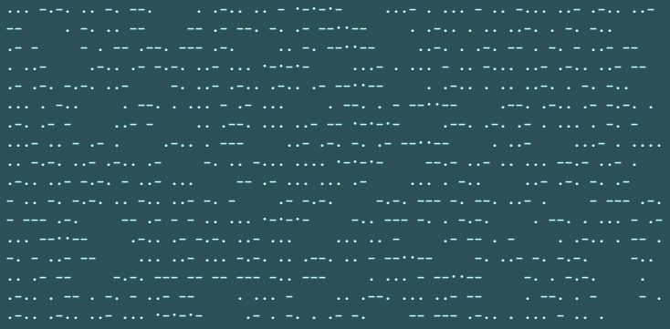 New phishing attack uses Morse code to hide malicious URLs