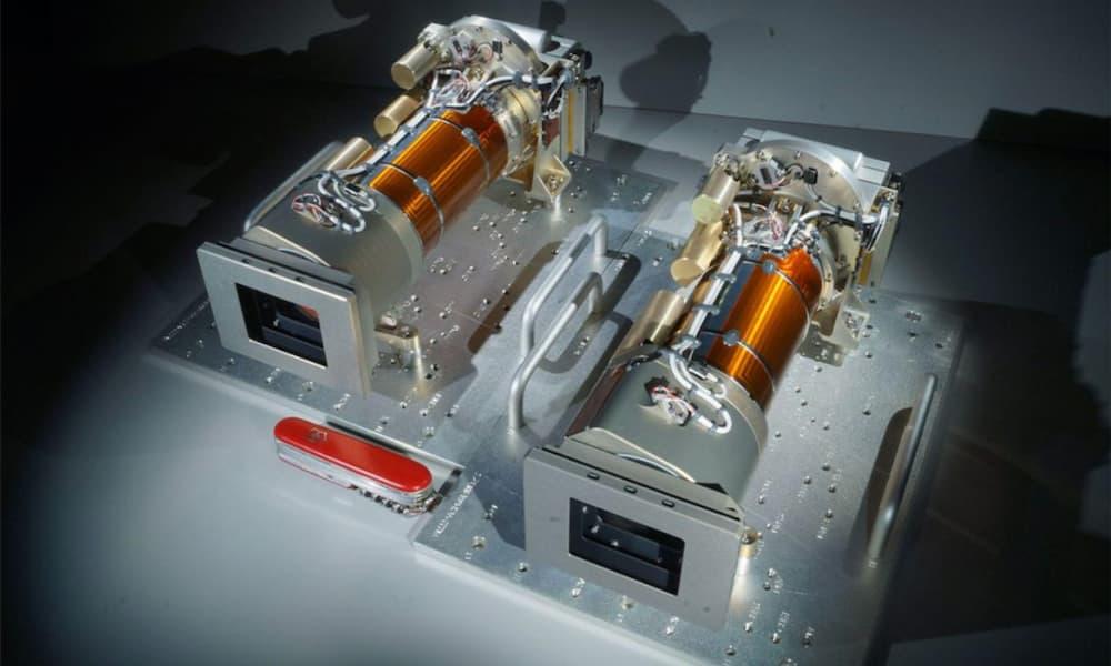 Las dos cámaras de la MastCam–Z – MSSS/ASU
