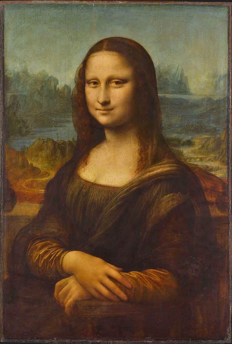 La Mona Lisa – Leonardo da Vinci