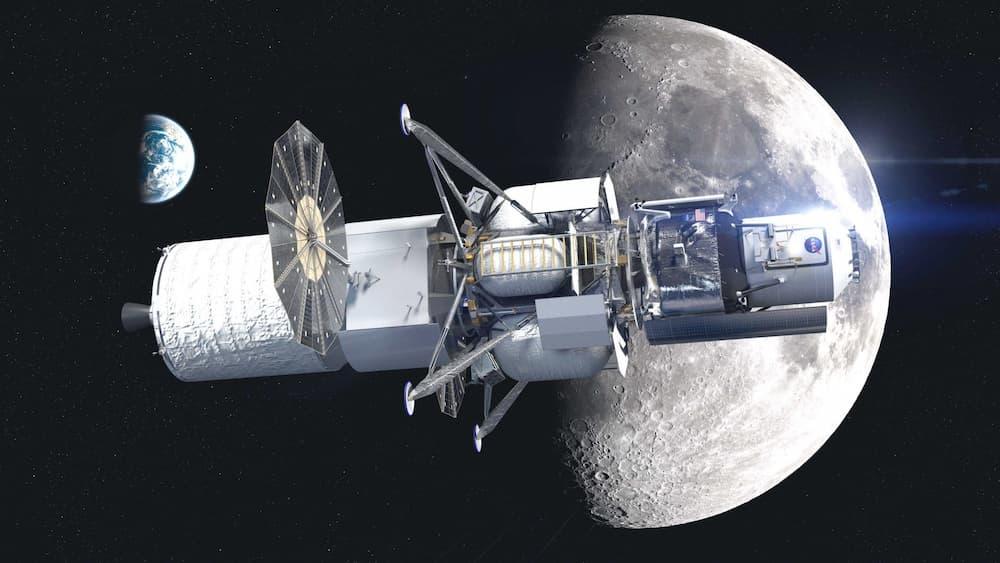 El Integrated Lander Vehicle de National Team rumbo a la Luna – National Team