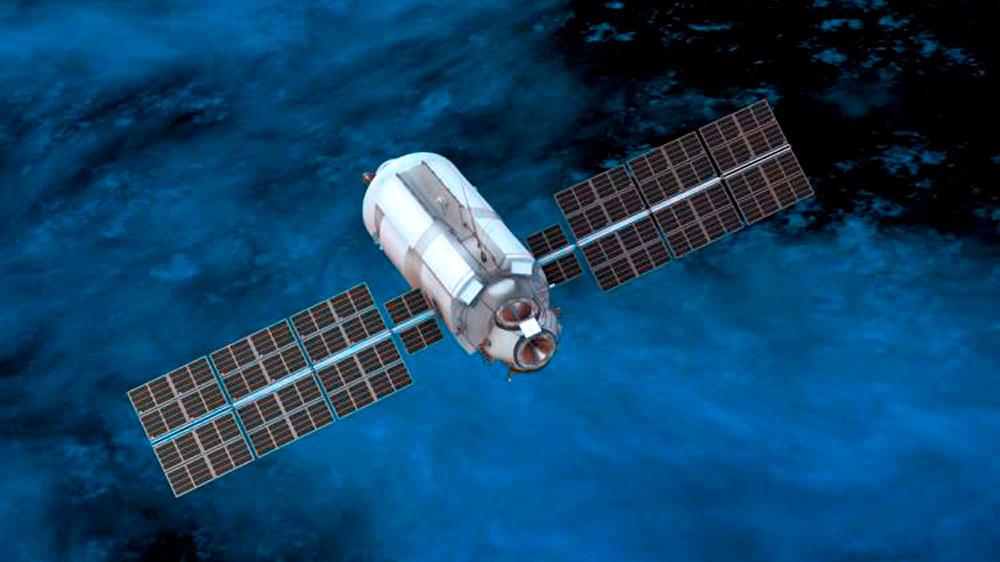 Nauka en órbita – Roscosmos