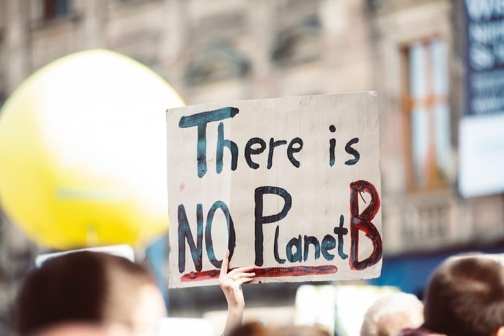No hay Planeta B – Markus Spiske en unsplash