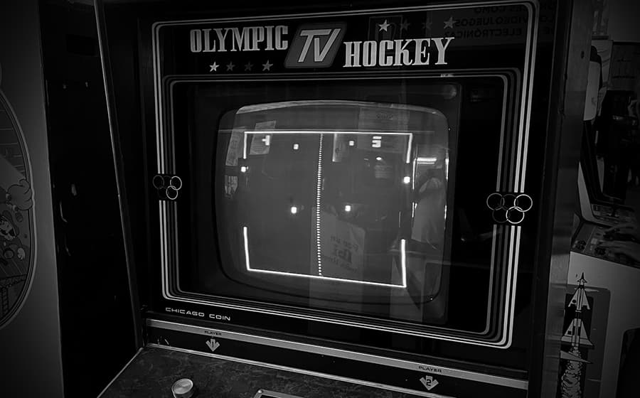 Olympic TV Hockey en el Museo Arcade Vintage / (CC0) Alvy
