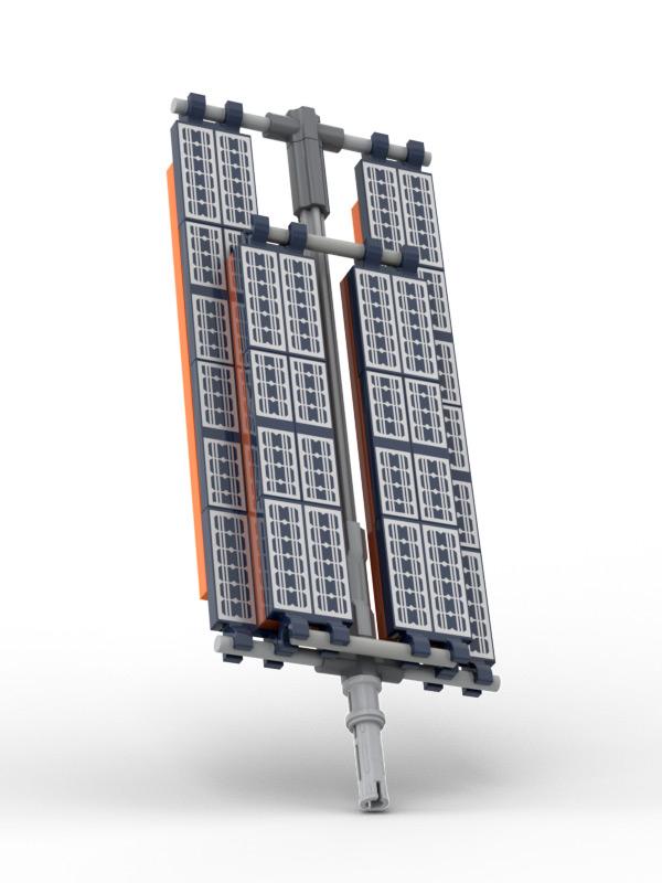Paneles iROSA Lego – Cristoph Ruge