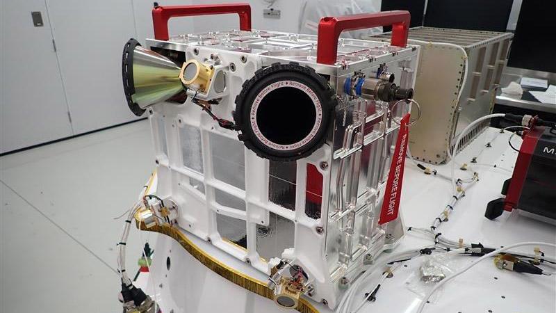 La «maleta» – Rocket Lab