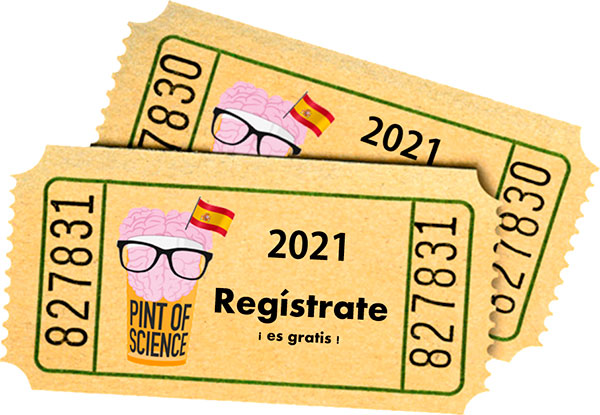 Tickets Pint of Science 2021