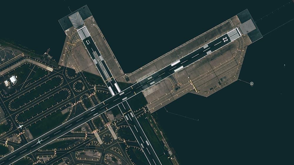 Pistas del aeropuerto La Guardia en Nueva York – Mohit Kumar en Unsplash