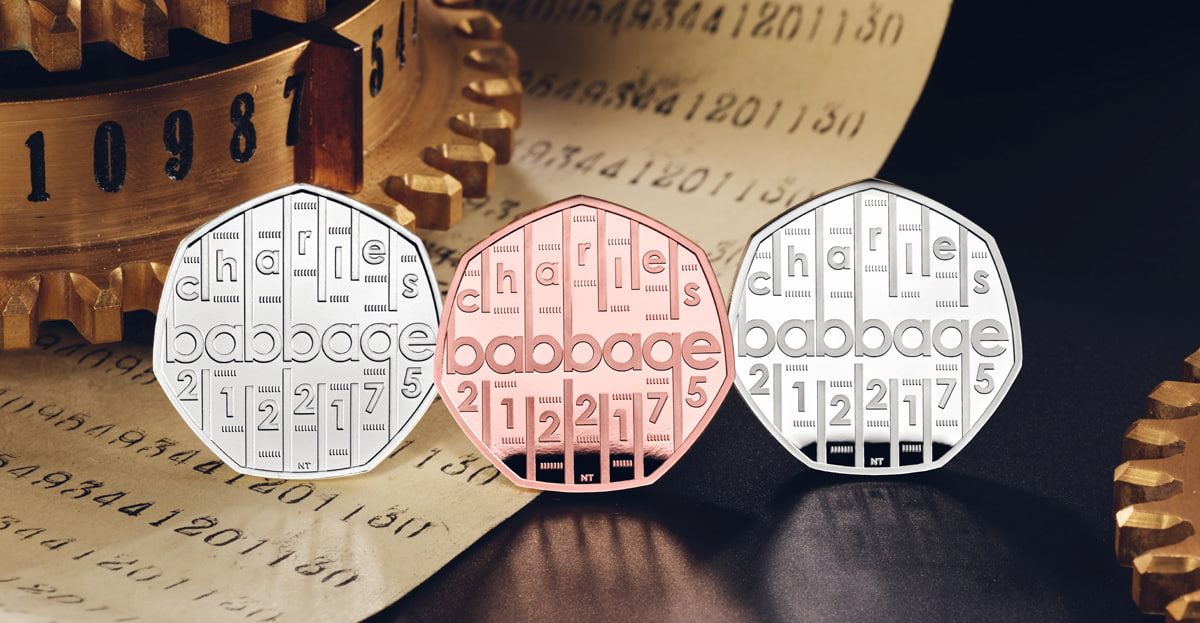 Charles Babbage | The Royal Mint