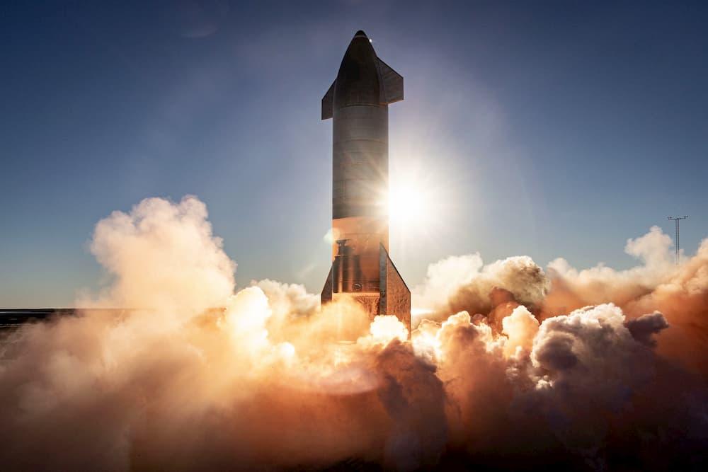 Lanzamiento del prototipo Starship SN8 – SpaceX
