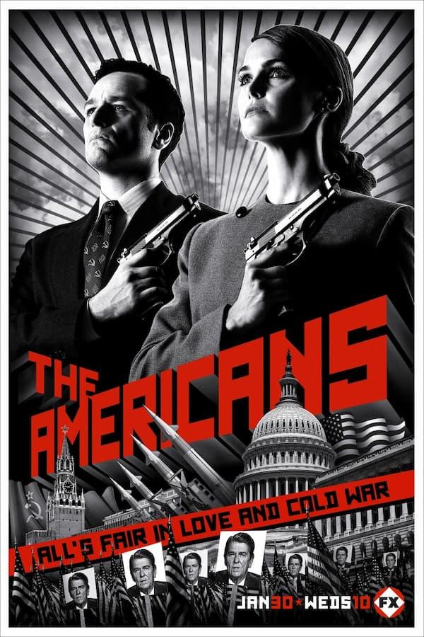 Uno de los pósteres de la serie