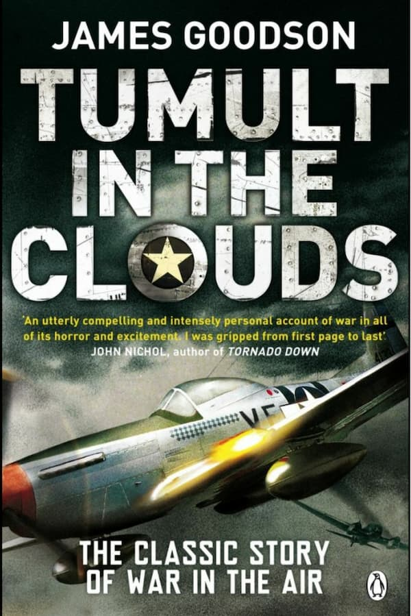 Tumult in the Clouds por James Goodson