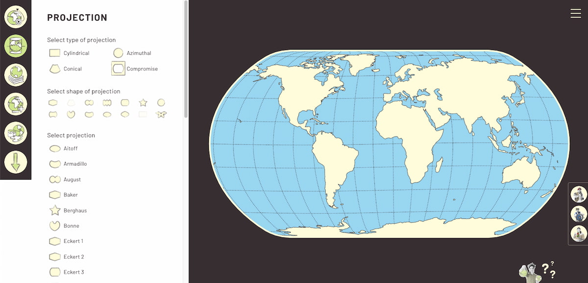 World Map Generator