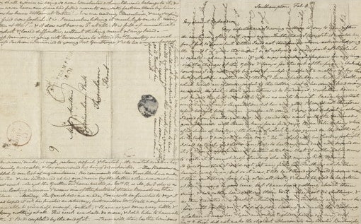 Cross-Writing: When People Wrote Across the Page to Save Paper   Endpaper: The Paperblanks Blog