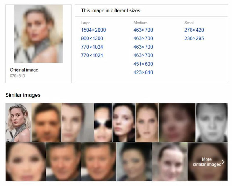 Deblurring Images for OSINT and more