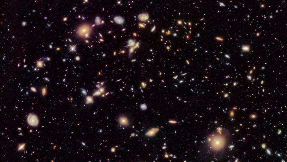 Campo Profundo del Hubble - R. Williams (STScI), the Hubble Deep Field Team and NASA