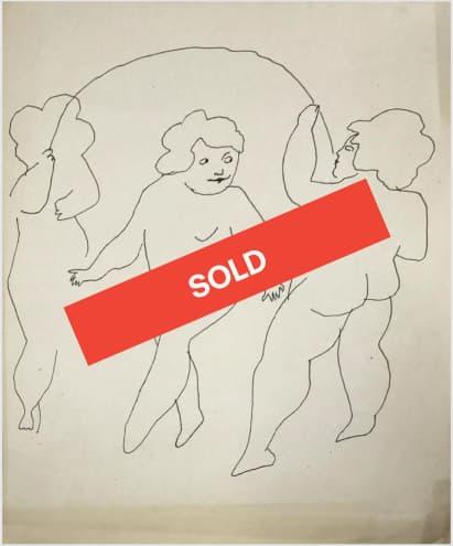 Copia de «Hadas» de Andy Warhol, con la posibilidad de que sea real / MSCHF