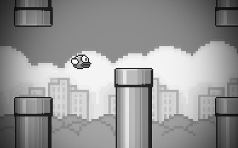 Sheep & Gates = Flappy Bird