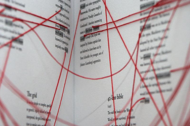 Hipertexto en el MundoReal™ / Dan Collier