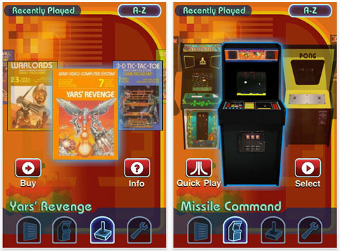 Atari-Games-Ipad