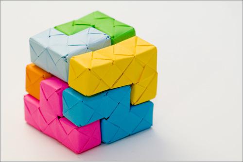 Cubo-Soma-Origami