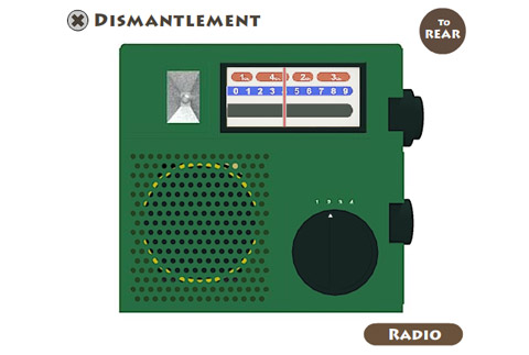 Dismantlement-Radio