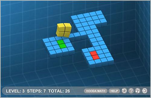 Dublox: el juego isométricos de lógica en escenarios laberínticos