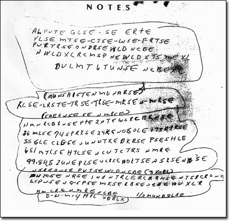 Encyphered-Note