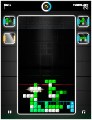 Graviton-Block