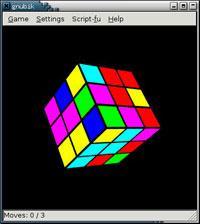 Gtk Cube 0