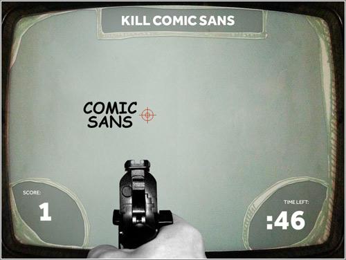 Killcomicsans
