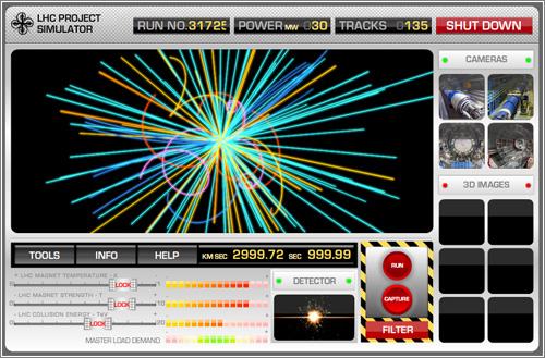 LHC Project Simulator