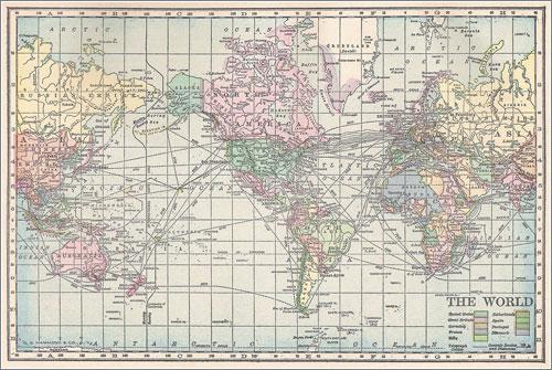 Mapamundi1911