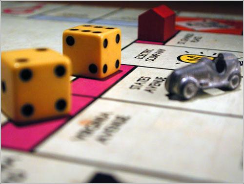 Cómo ganar al Monopoly / Foto: ElectricCompany (CC) Mark Strozier