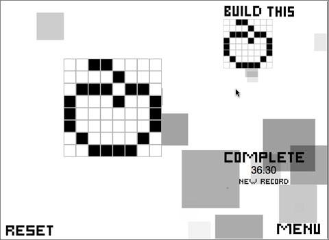 Pixel Swap: un relajante puzzle de píxeles