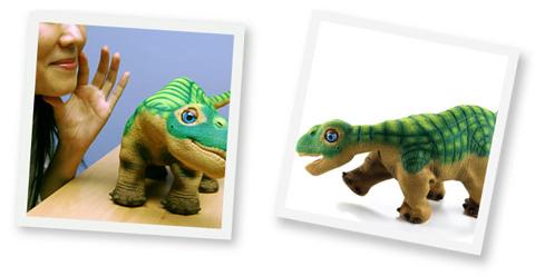 Pleo RB, el dinosaurio robótico renacido