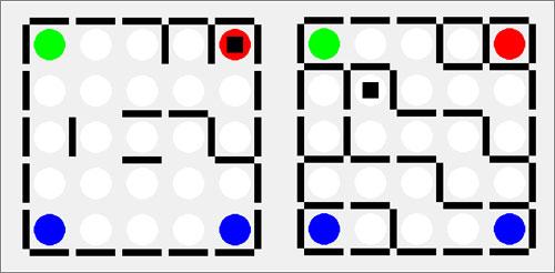 Laberinto cuántico: puzzles de lógica altamente complejos
