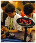 Competición de colegos Rubik (CC) Alvy