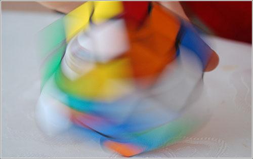 Rubik-Blur