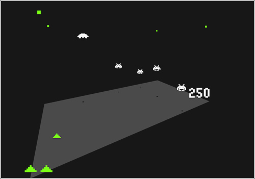 Spaceinvaders-3D