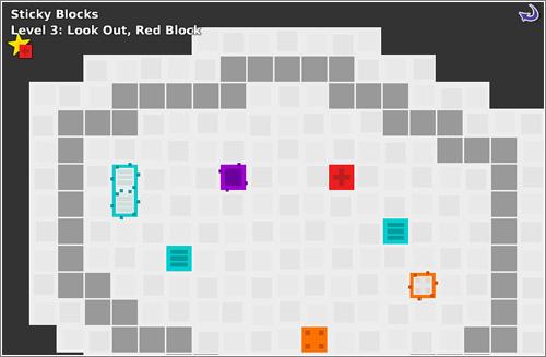 Sticky Blocks: un relajante puzzle de lógica