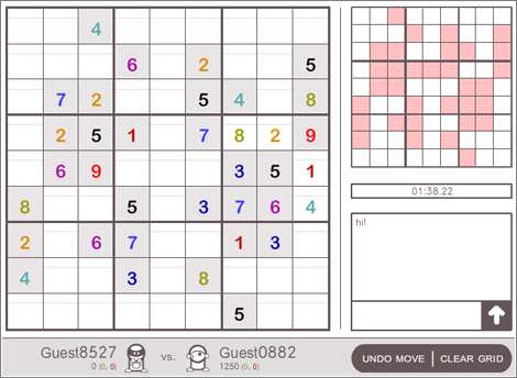 Sudoku-Combat