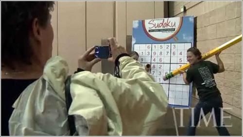 Maestros del Sudoku
