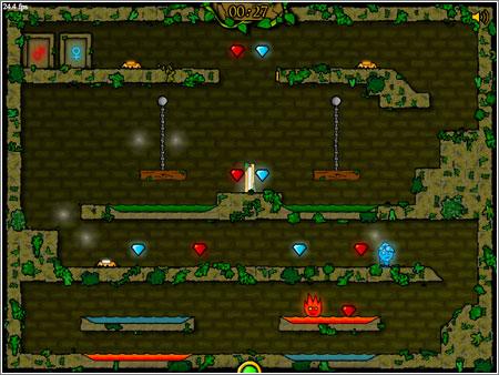 The Forest Temple: un juego de plataformas ideal para dos jugadores
