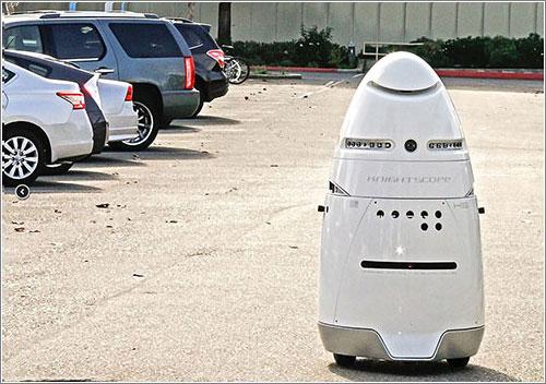 Knightscope / Robot